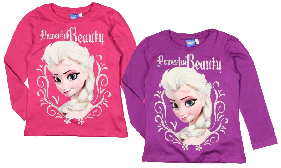 Long Sleeve Blouse<br>frozen Frozen