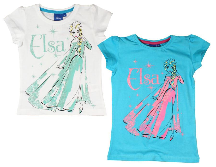 T-Shirt des<br> Mädchens Frozen -<br>Disney frozen