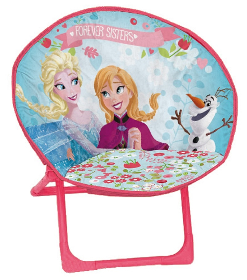 Folding chair<br> moon  frozen Frozen