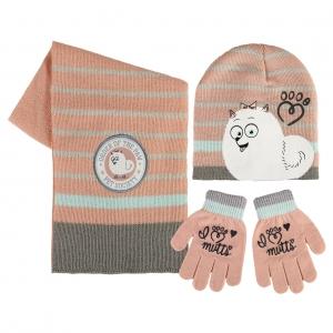 Czapka, szalik i rękawiczki Sekretne Życie Zwierzaków Domowych