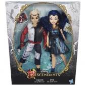 Descendants Evie and Carols dolls