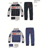 Cars joggings suit
