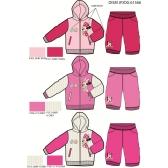 Minnie Mouse baby jogging suit