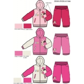 Minnie Mouse baby jogging suit