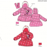 Minnie Mouse girls jacket