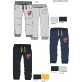 Cars boys knitted pants