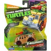 Ninja Turtles Raph with vehicle