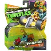Ninja Turtles Mike with vehicle