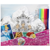 Princess Colour Your Own Cushion