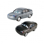 Cars cars - 2 pack