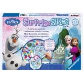 Frozen suprise slides