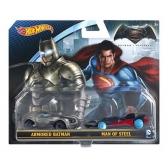 Hot Wheels Batman vs Superman - 2 pack