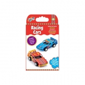 Creative set racing cars