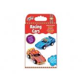 Creative set racing cars
