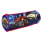 Blaze and The Monster Machines Barrel Pencil Case