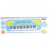 Minions electrical keyboard