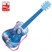 Frozen electronic guitar