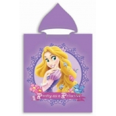 Princess bath towel poncho