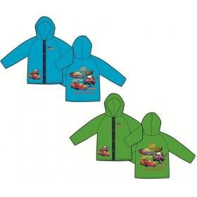 Płaszcz przeciwdeszczowy Auta