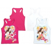 Soy Luna sleeveless t-shirt