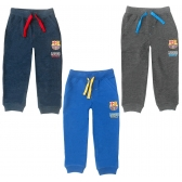FC Barcelona boys knitted pants