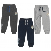 Real Madrid boys knitted pants