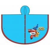 Super Wings rain poncho
