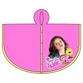 Soy Luna rain poncho