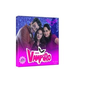 Obraz canvas Chica Vampiro