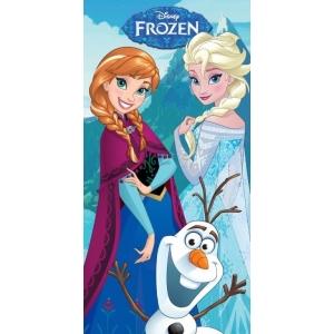 Ręcznik plażowy / kąpielowy Frozen - Kraina Lodu