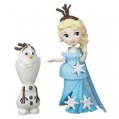 Frozen figures Elsa and Olaf