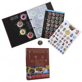 Księga do kolekcjonowania medali Yo-Kai Watch