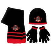 Star Wars autumn / winter hat, scarf and gloves set