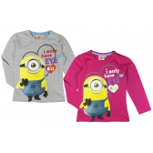 Minions long sleeve t-shirt