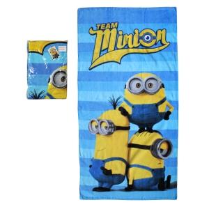 Ręcznik kąpielowy / plażowy Minionki