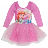 Frozen Dress with tulle
