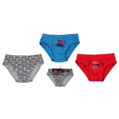 Spiderman briefs 3 pack