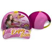 Soy Luna baseball cap