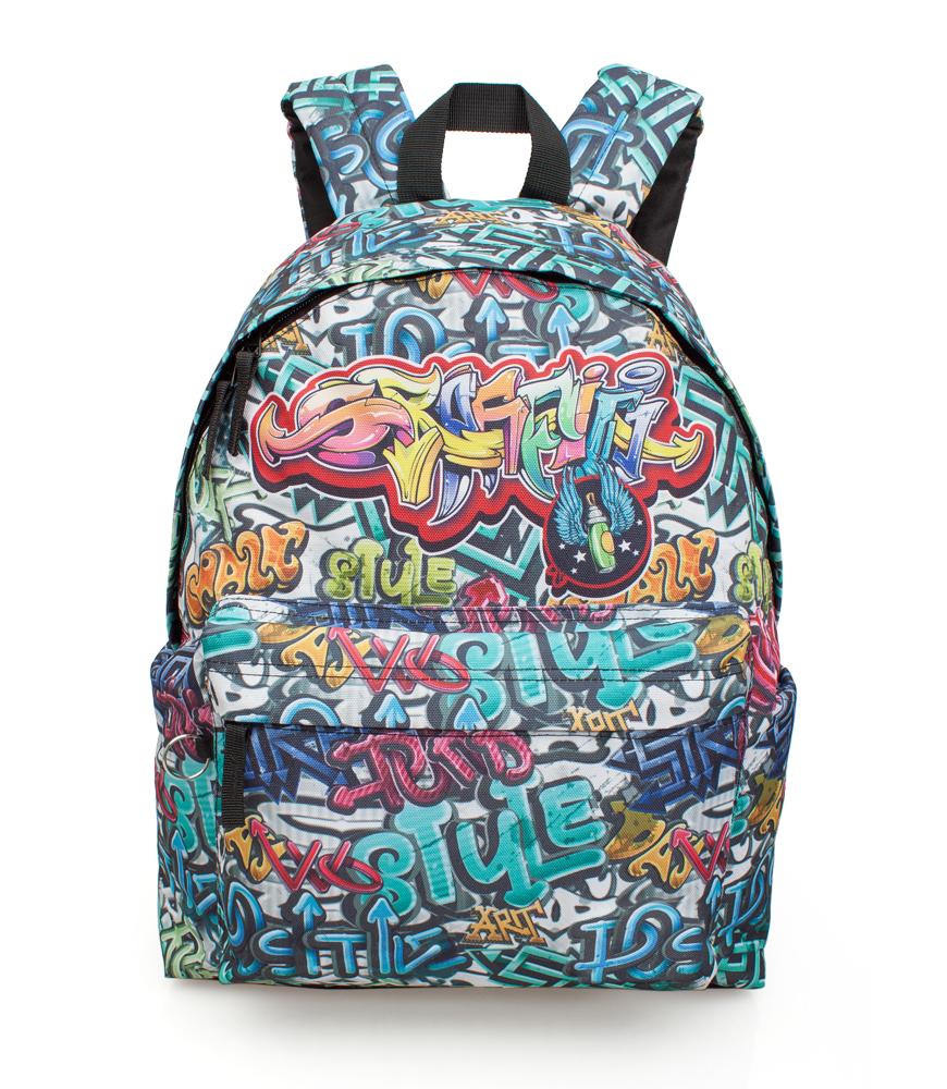 Plecak młodzieżowy Graffiti Eastwick