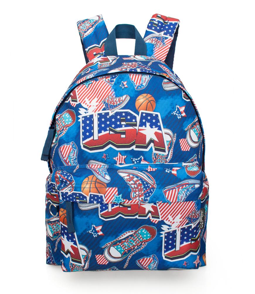 Plecak młodzieżowy USA Delbag