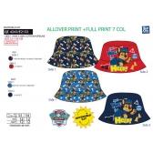 Paw Patrol baby summer hat