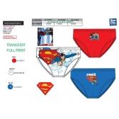 Superman slips