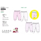 Minnie Mouse baby trousers 2-pack