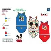 Mickey Mouse underwear set