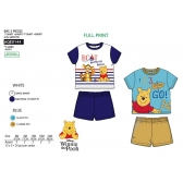 Winnie The Pooh baby t-shirt and shorts set
