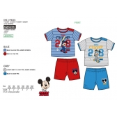 Mickey Mouse baby t-shirt and shorts set