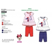 Minnie Mouse baby t-shirt and shorts set