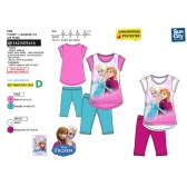 Frozen t-shirt and leggings set