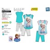 Frozen t-shirt and leggings set