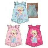 Frozen sleeveless shirt